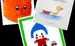 bad- en knisperboekjes