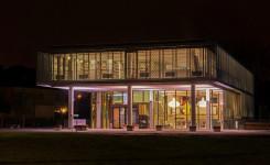 bibliotheek avond
