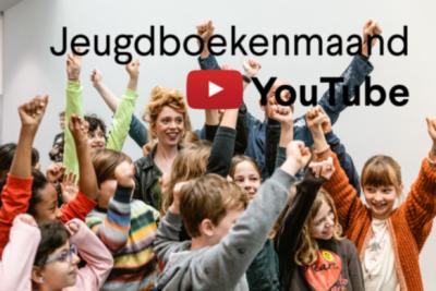 Jeugdboekenmaand op YouTube